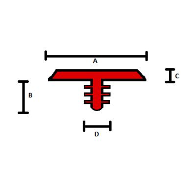 BULLAS-Flat-Top-T-Sections01-Measurements